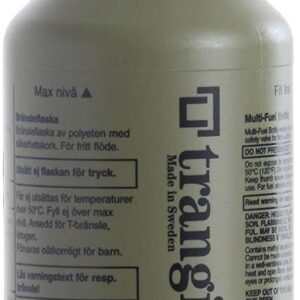 trangia(トランギア) Fuel bottle(フューエルボトル) 0.3L 燃料ボトル olive(オリーブ色)