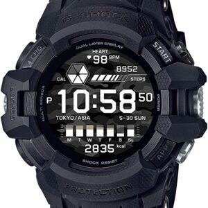 [カシオ] 腕時計 ジーショック G-SQUAD PRO GSW-H1000-1AJR メンズ ブラック