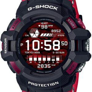 [カシオ] 腕時計 ジーショック G-SQUAD PRO GSW-H1000-1A4JR メンズ レッド