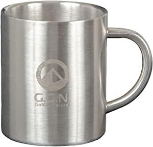 ジージーエヌ(G.G.N.) マグカップ コップ キャンプ アウトドア ステンレス製
