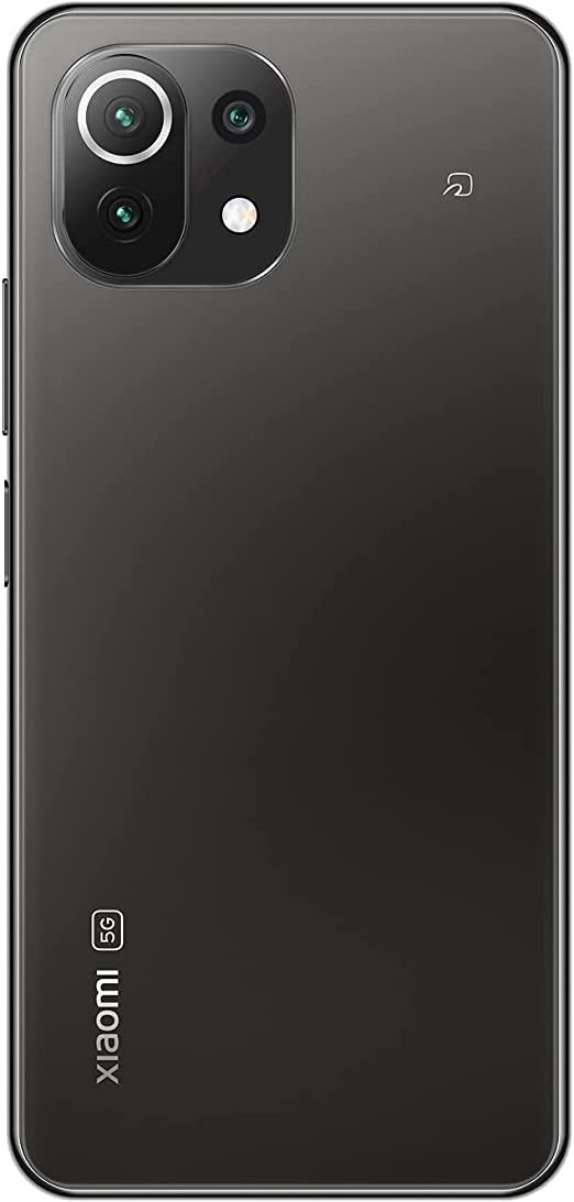 Xiaomi Mi 11 Lite 5G 6+128GB SIMフリー スマートフォン トリュフブラック 【日本正規代理店品】